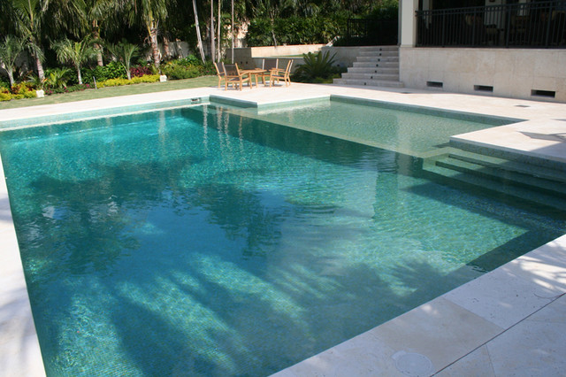 Pool tile aztech pool plastering for Carrelage en pierre de lave